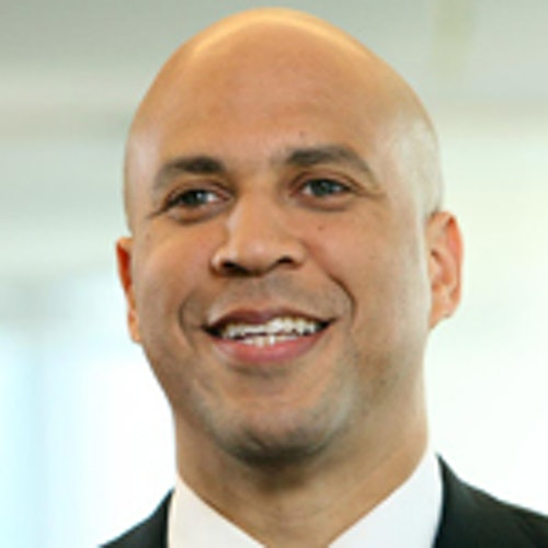 The Honorable Cory Booker