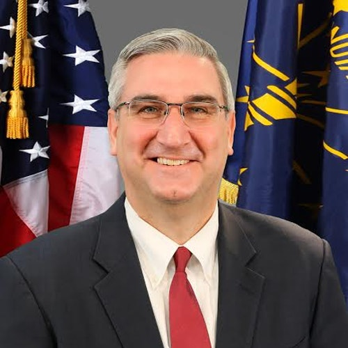 Governor Eric Holcomb